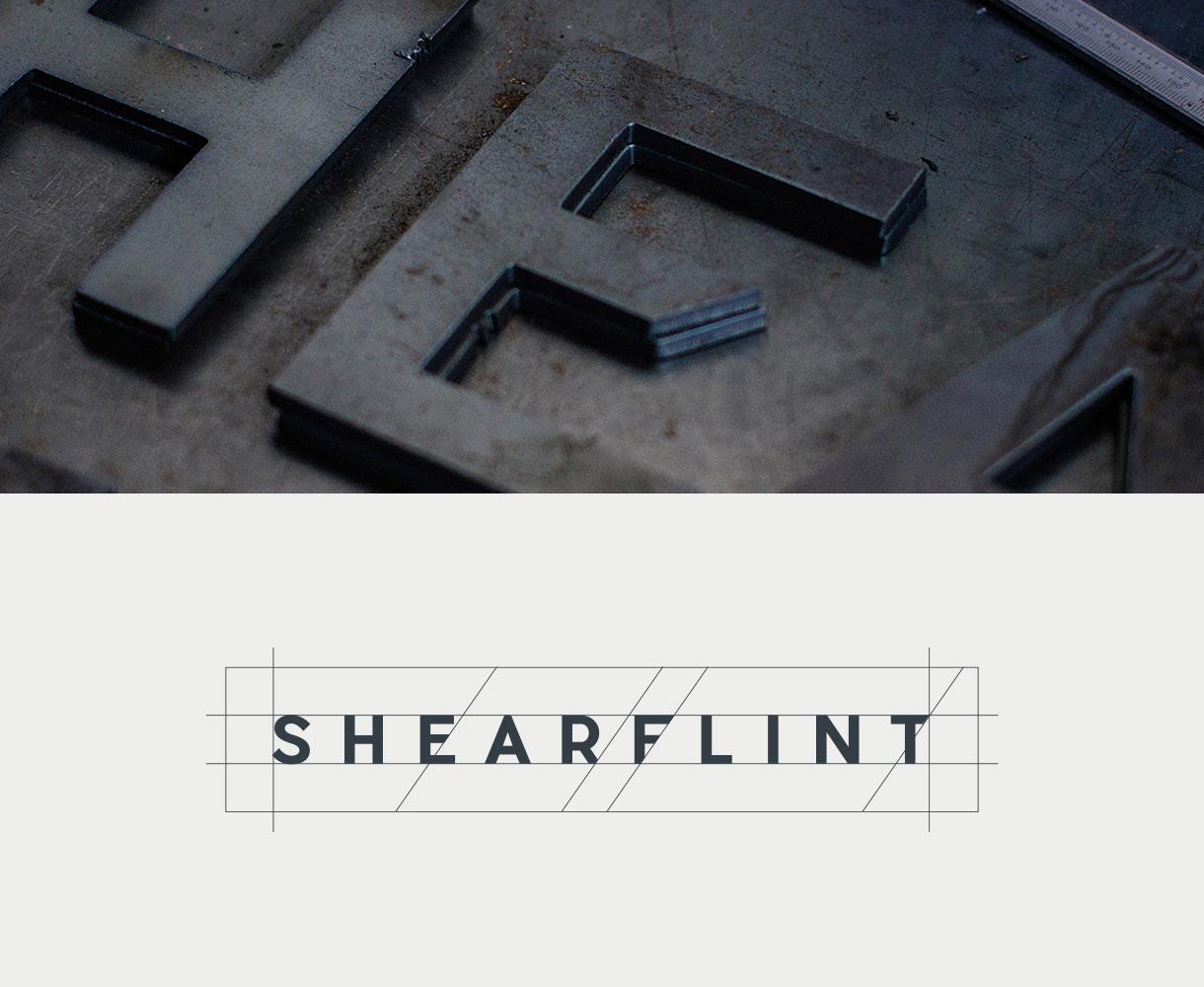 Shearflint-Brand-signage