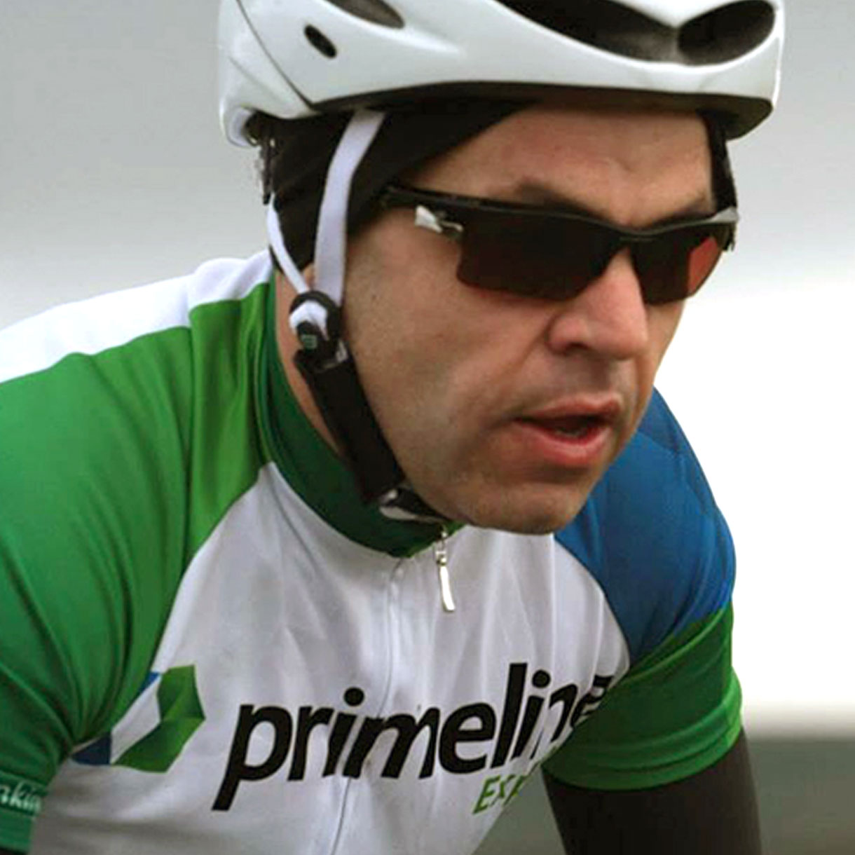 Principle brand agency Dublin Primeline Branding Project cyclist jersey design