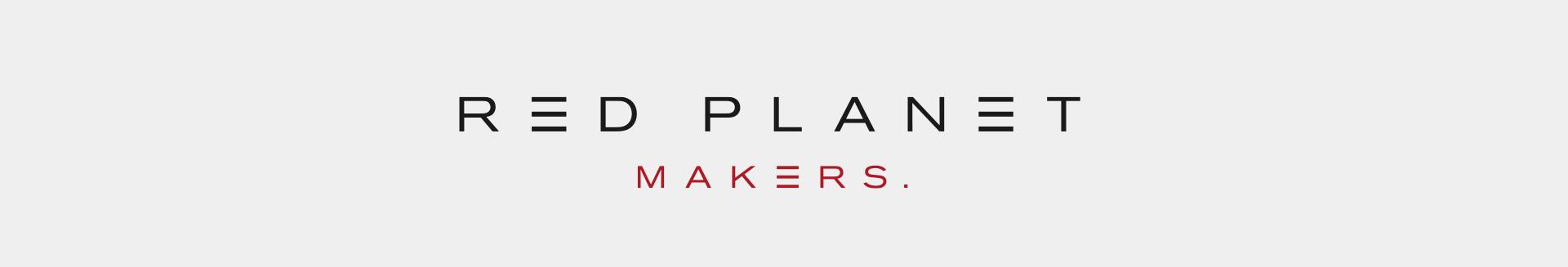 Principle brand agency Dublin Red Planet Branding Project logo brandmark makers