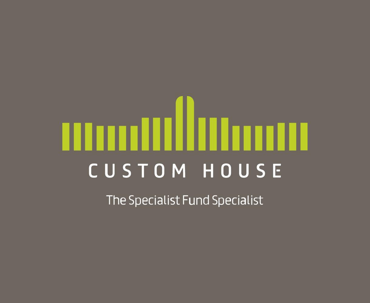 Principle brand agency Dublin Custom House Group Branding project brandmark logo