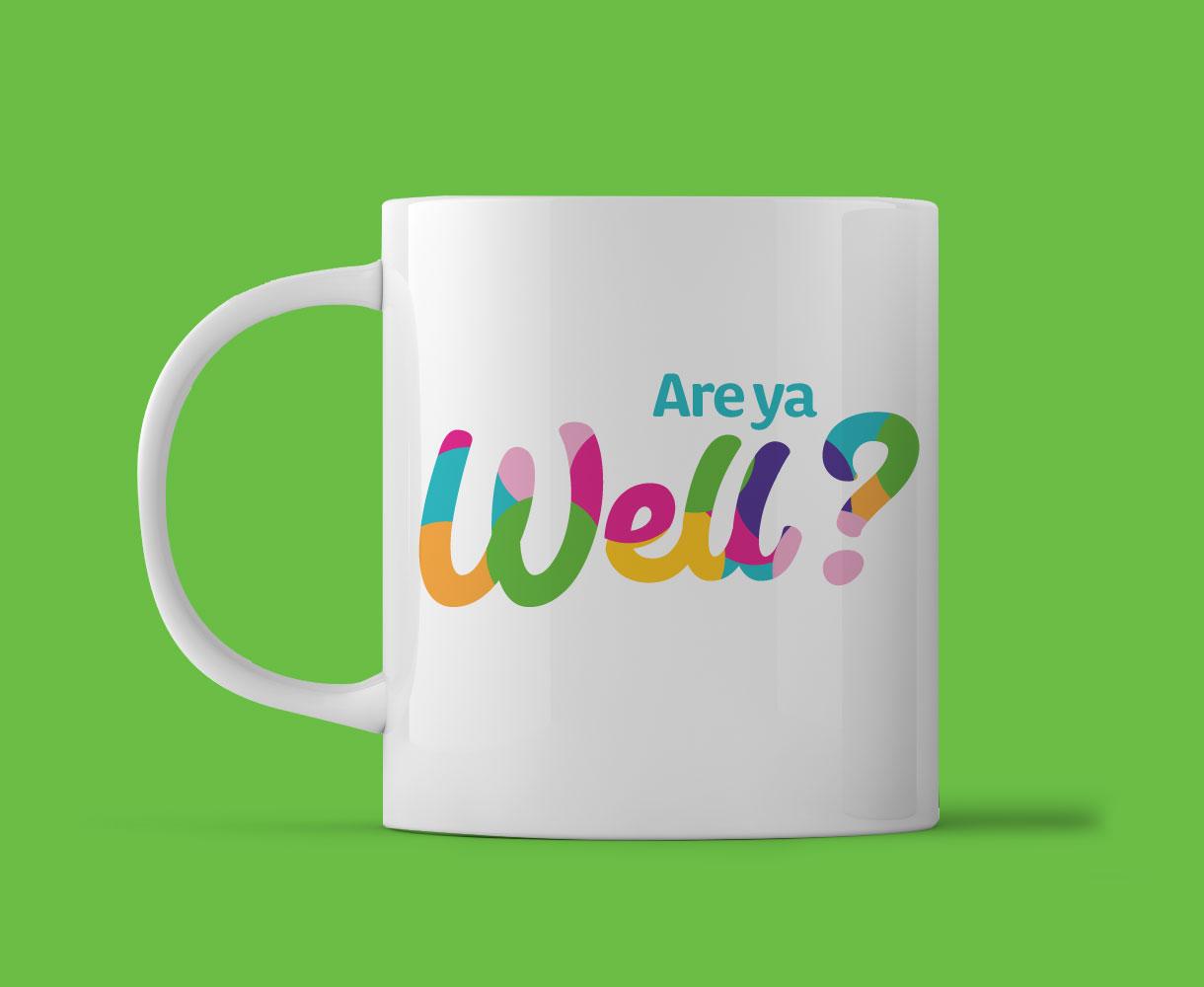 corporate wellness branding