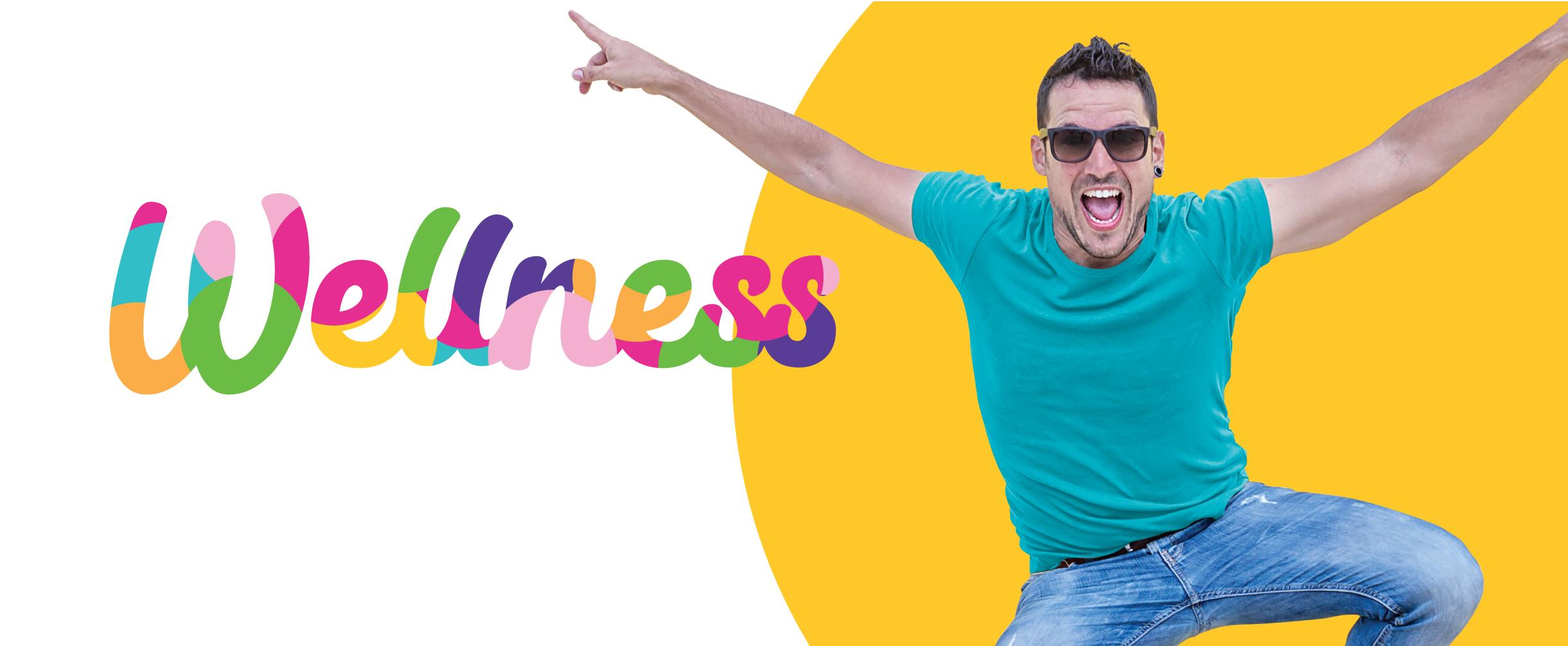 corporate wellness brand design